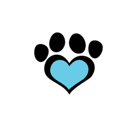 Hondenuitlaatservice Blauw