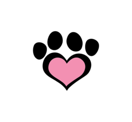 Hondenuitlaatservice Roze